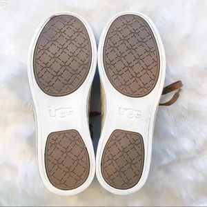 UGG Shoes - UGG | Tomi Chestnut 2 Tone Sneakers